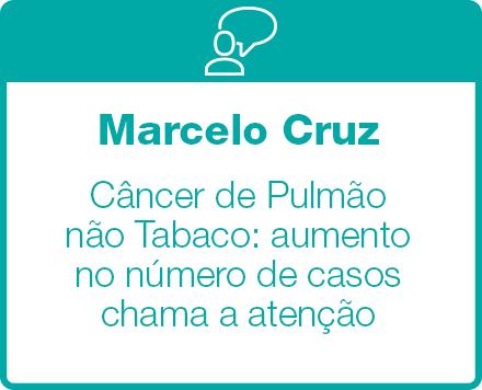 Câncer de Pulmão não Tabaco: aumento no número de casos chama a atenção